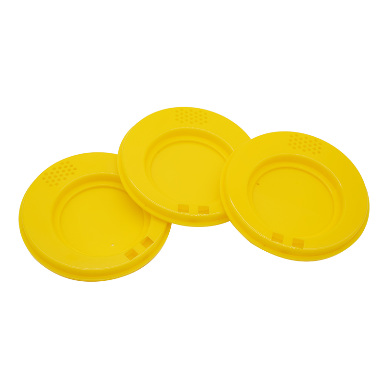 Plastic Beehive Entrance Reducer Gate Yellow Control bee freely go in /& out